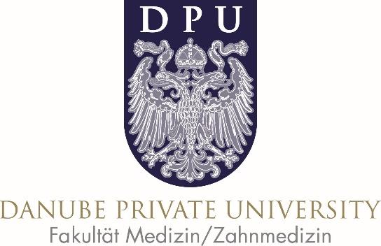 Danube Private University Osterreichische Privatuniversitaten Konferenz