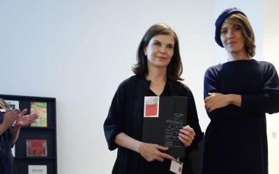 Lenz+ holt deutschen Buchpreis nach Österreich