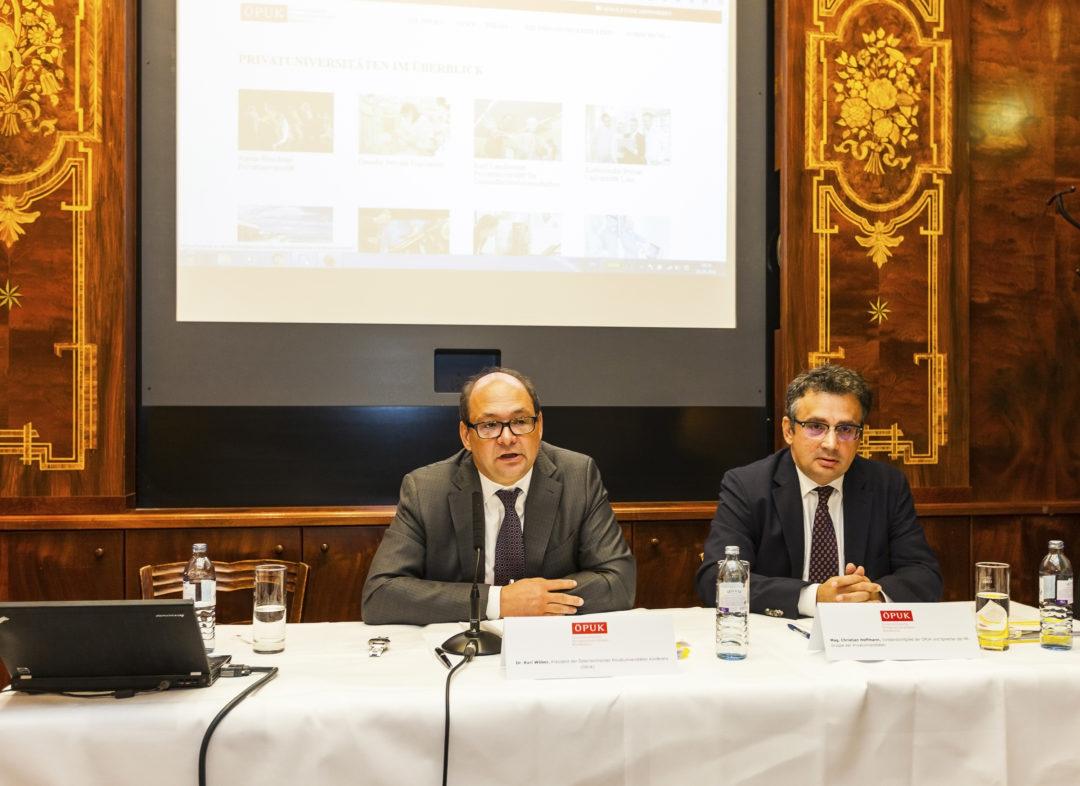 ÖPUK präsentierte Ziele und Forderungen für 2020