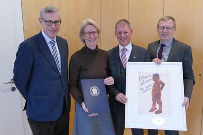 Katholische Privat-Universität Linz: Neue Dekanin der Fakultät für Philosophie & Kunstwissenschaft