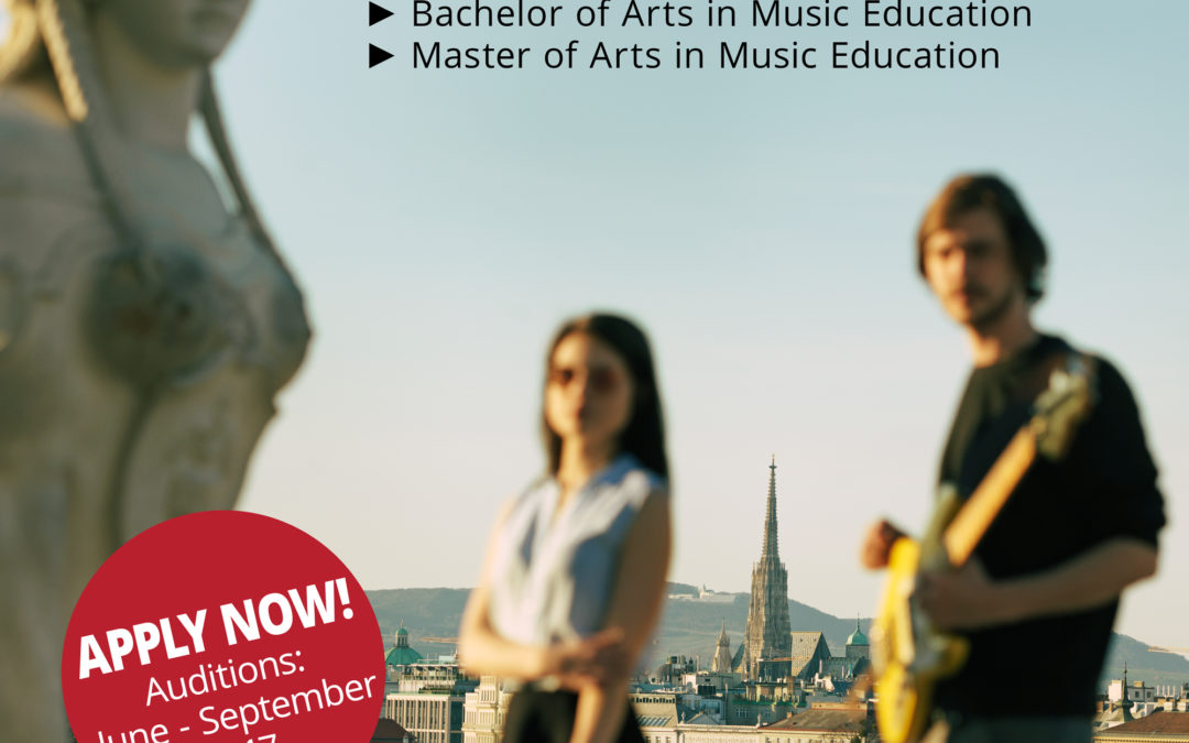 "Die ""JAM MUSIC LAB Privat University for Jazz and Popular Music Vienna"" stellt sich vor"