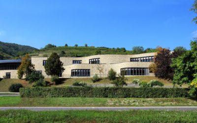 Eröffnung des DPU-Neubaus in Krems-Stein