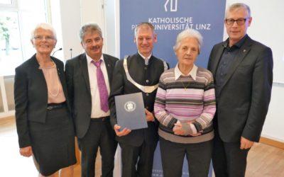 Neues Forschungsinstitut an der KU Linz: Franz und Franziska Jägerstätter Institut