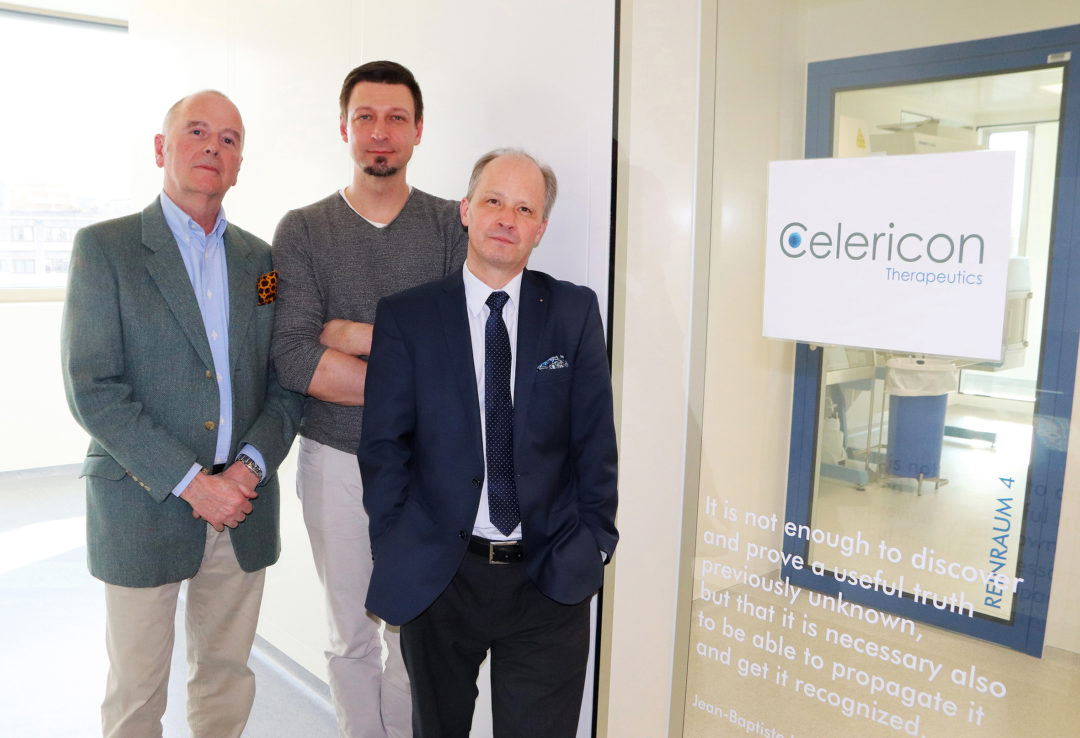 "Paracelsus Universität gründet Biotechnologie-Unternehmen ""Celericon Therapeutics"""