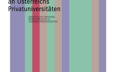 Heimische Privatunis publizieren erstes gemeinsames Forschungsmagazin