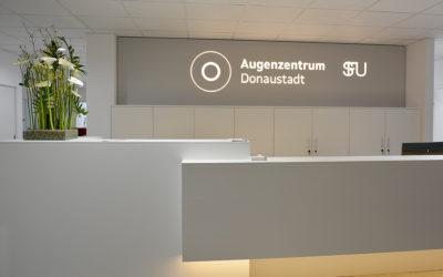 Augenzentrum Donaustadt bietet Diagnose und Therapie mit modernster Technologie