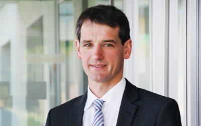 Mag. Johannes Brandl ist Geschäftsführer der SPES Zukunftsakademie in Schlierbach