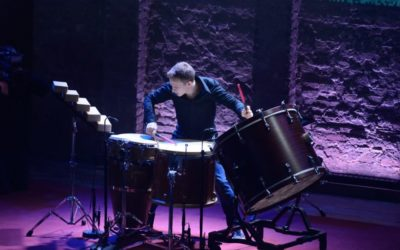 Schlagwerk-Absolvent Christoph Sietzen als Young Artist of the Year ausgezeichnet
