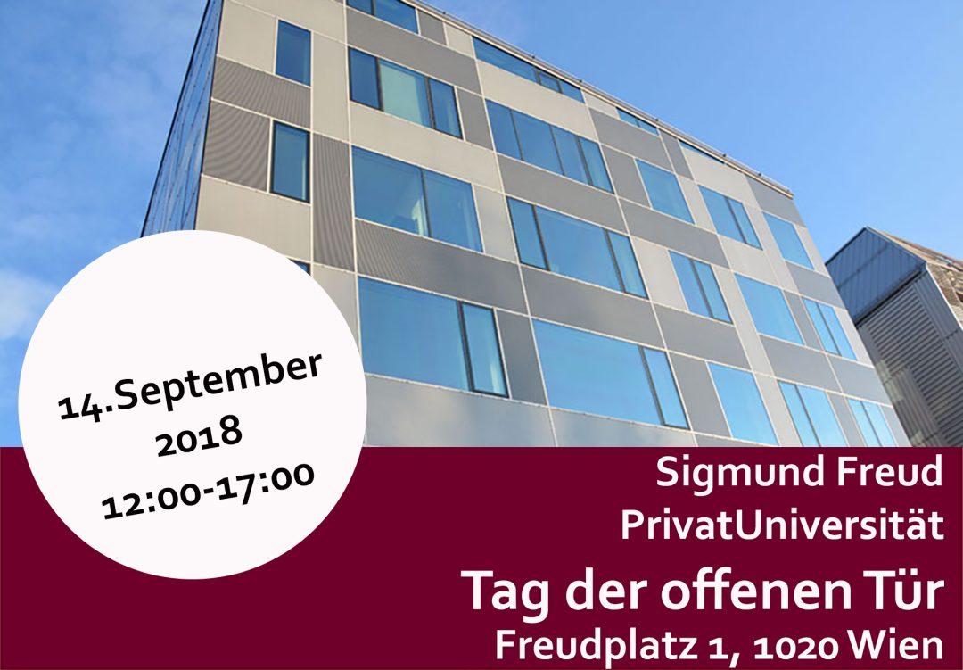 Tag der offenen Tür an der SFU Wien