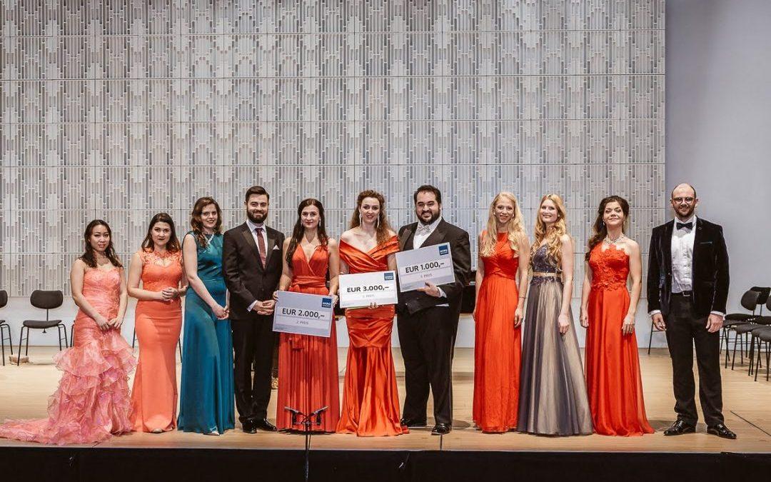 Operettenwettbewerb 2019: Florence Losseau gewinnt 3. Bewerb der Bruckneruniversität