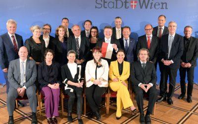 Wissens-Stadt Wien setzt auf kluge Köpfe für die Zukunft