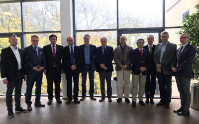 Europäisches Privatuniversitäten-Netzwerk trifft sich in Wien