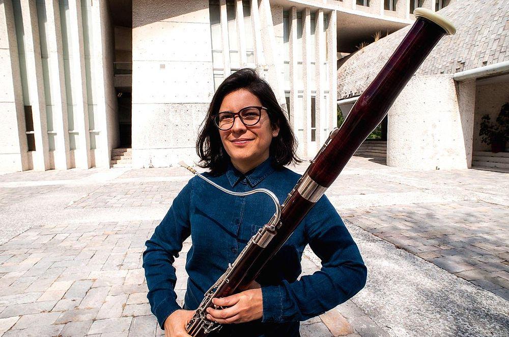 MUK-Absolventin Maribel Suárez erhält Professur