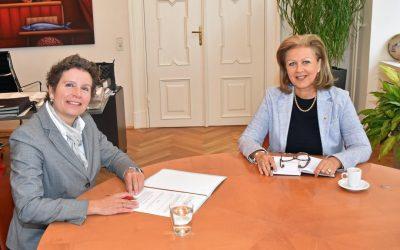 Neue Rektorin an der Tiroler Privatuniversität UMIT TIROL