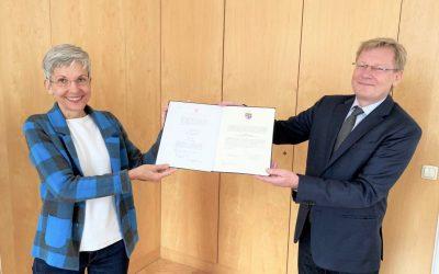 KU Linz: Susanne Gillmayr-Bucher ist neue Dekanin der Theologischen Fakultät