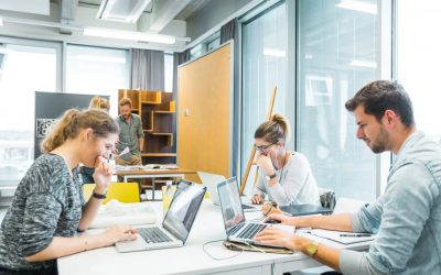 Design Thinking Ausbildungen der NDU am Puls der Zeit